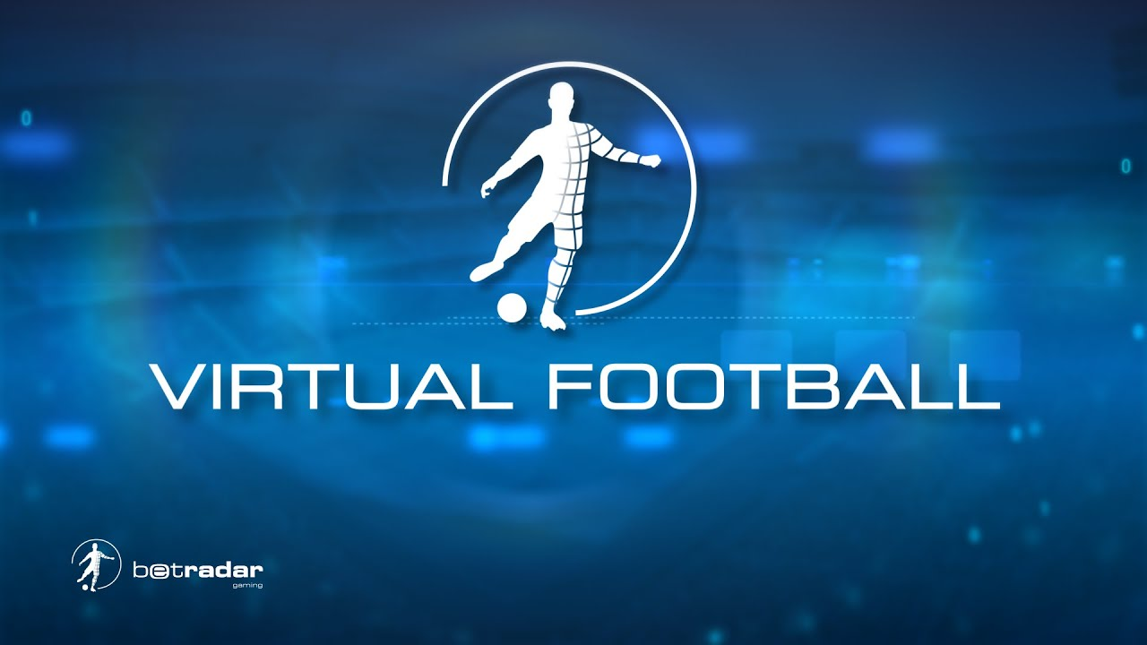 Betradar virtual football logo