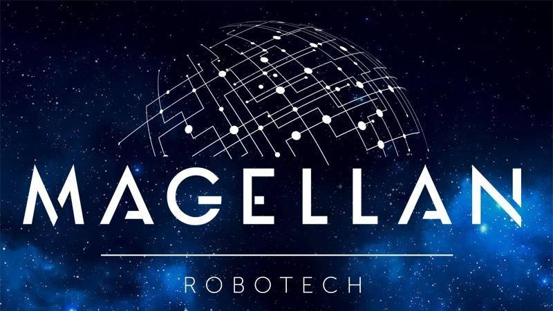 Magellan robotech logo